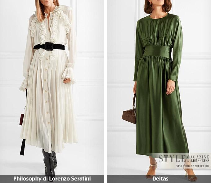 Вещь дня: платье в викторианском стиле