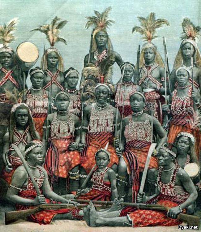 Какими на самом деле были легендарные амазонки