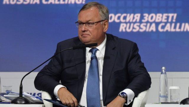 Глава ВТБ имеет план по дедо…