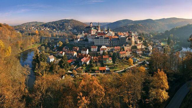 Страна-лечебница Чехия