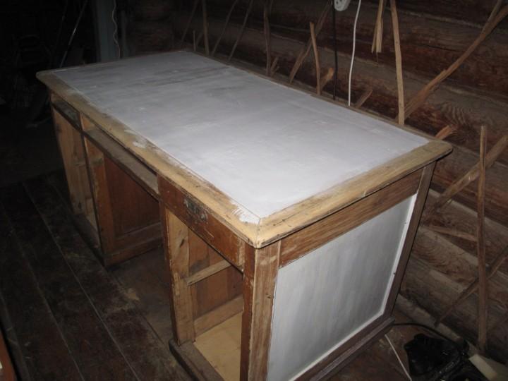 Стол книжка своими руками из старого стола