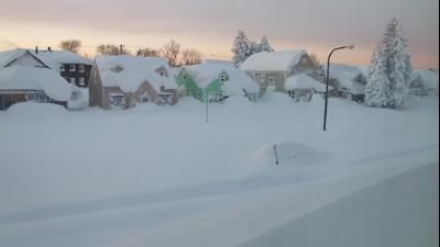 Американцы продолжают гибнуть из-за аномальных холодов
