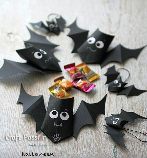 Коробочка к Хэллоуину