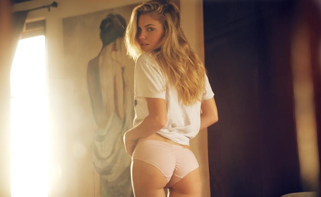 Кейсли Коллинс: талантливая красотка со страниц Playboy