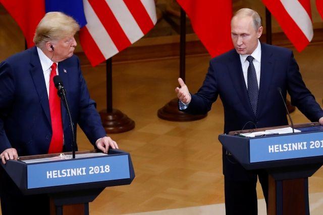 Путин назвал Трампу условие сохранения транзита газа через Украину