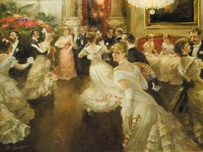 Балы-маскарады, шампанское и фаршированные поросята: как в царской России праздновали Новый год