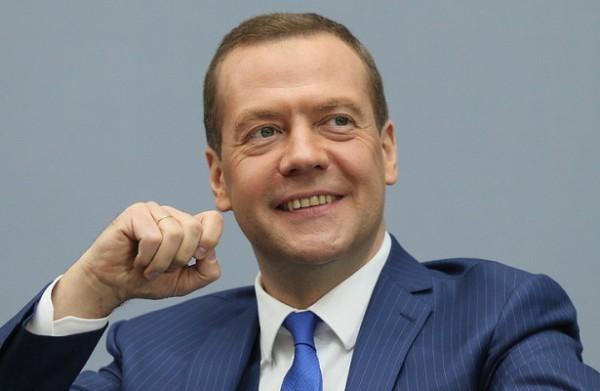 Дмитрий Медведев поменял жен…