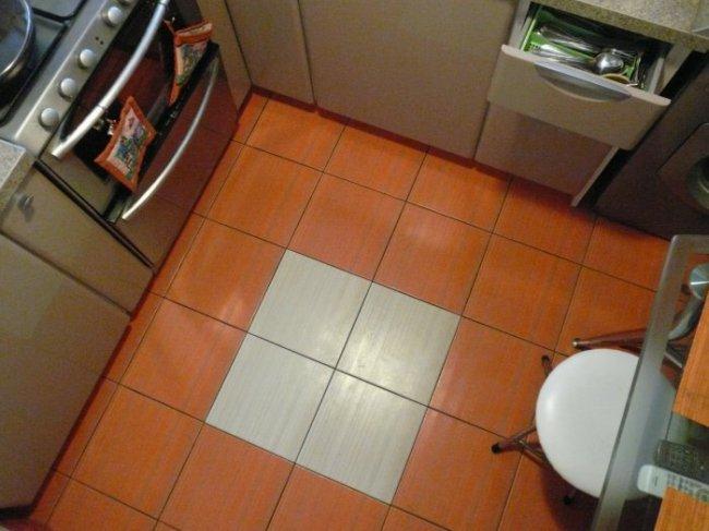 Крошка-кухня на 4,7 метрах