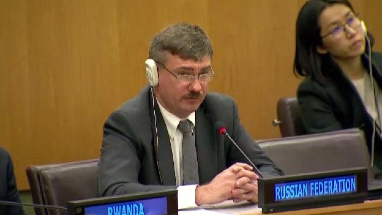 Высказывания Украины в СБ ООН о России противоречат здравому смыслу – зампостпреда РФ