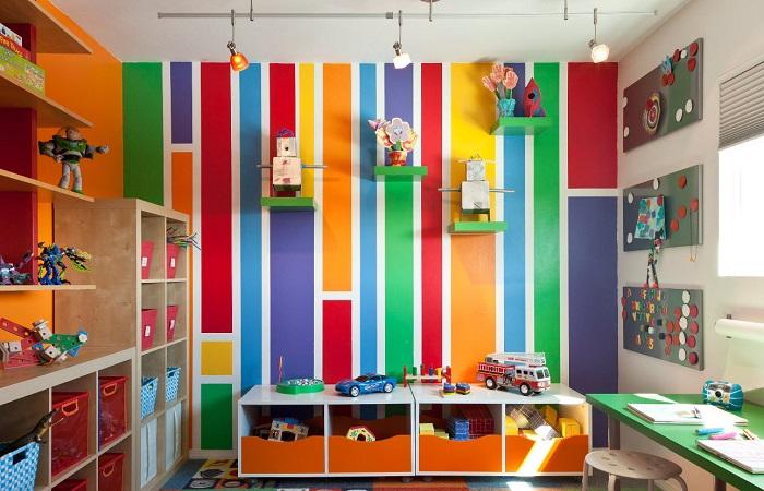 Как подобрать цветовую гамму для детской комнаты, чтобы избежать гиперактивности у ребенка