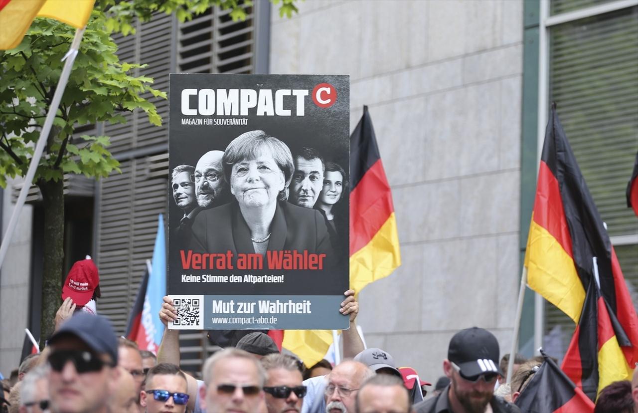 Конец немецкого иммигрантского «рая»