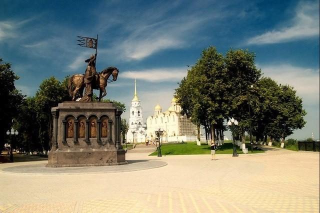 Памятник князю Владимиру Ясное Солнышко памятники, церкви