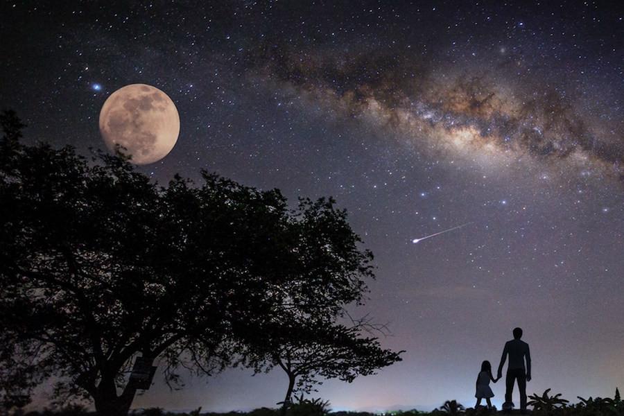 10. Слиться со вселенной. интересное, обряды, ритуалы
