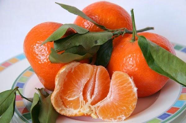 Мандарин: лечение кожурой и листьями