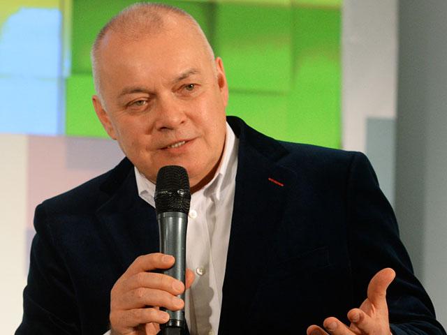 """Телеведущий Киселев удалил опрос """"Лгун года"""", в котором побеждал Путин"""