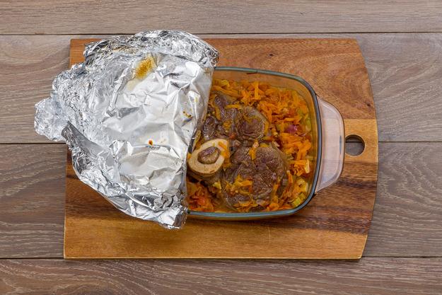 Как приготовить оссобуко: пошаговый рецепт