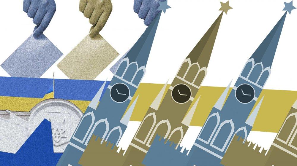 Москва отказалась наблюдать за украинскими выборами
