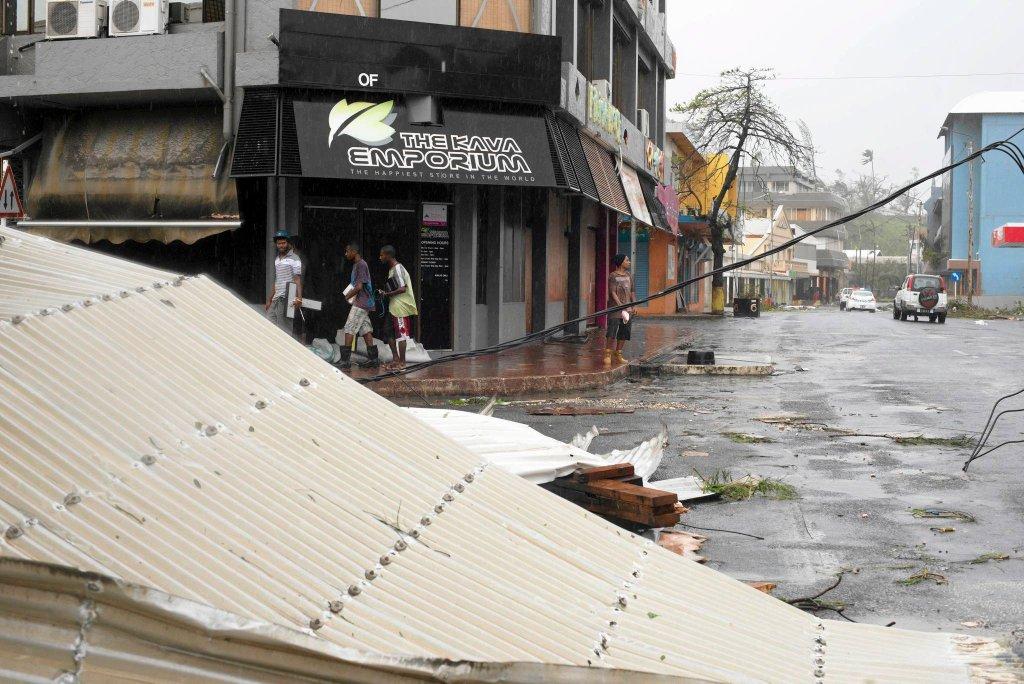 Циклон Пэм ударил по Вануату-4