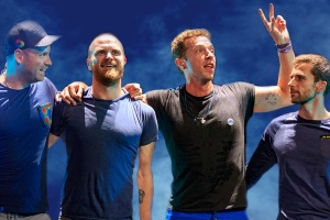 Coldplay Features Huge Names On New Album: Beyoncé And Daughter Blue Ivy, Noel Gallagher, Even President Obama