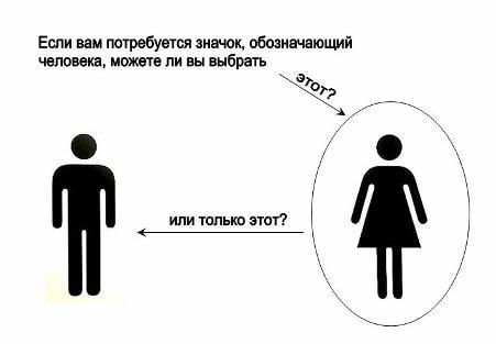Феминизм это когда не стыдно...