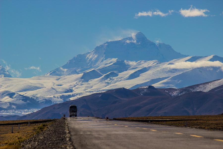 Эверест: фотографии горы