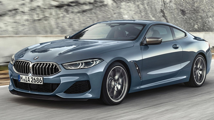 Великолепная «Восьмерка». BMW показала новое флагманское купе