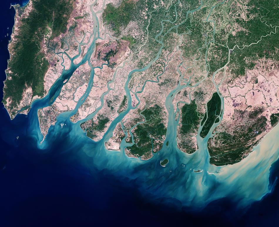 aerials0012 Вид сверху: Лучшие фото НАСА