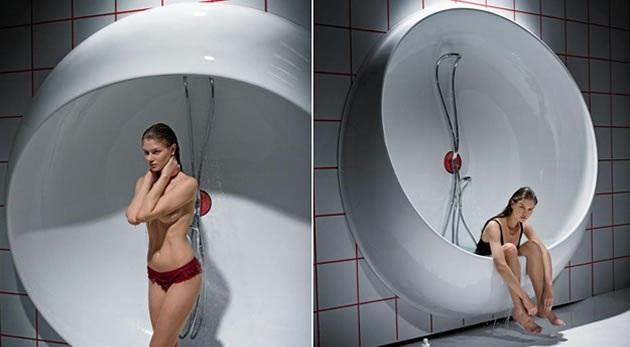 Хочешь - ванна, хочешь - душ