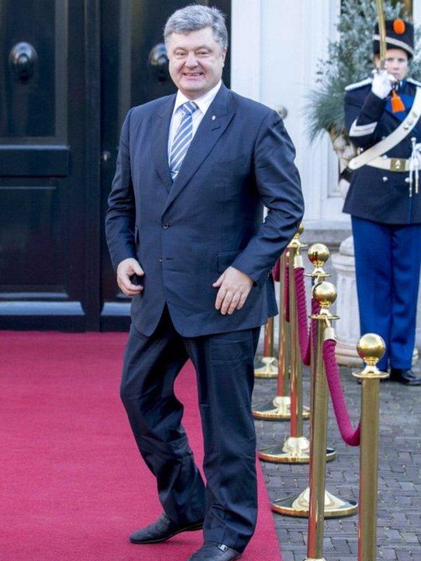 Пётр Порошенко назвал уставших от Украины европейцев «евротрусами»