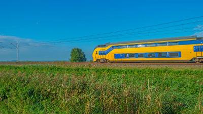 В Нидерландах потерпел крушение пассажирский поезд