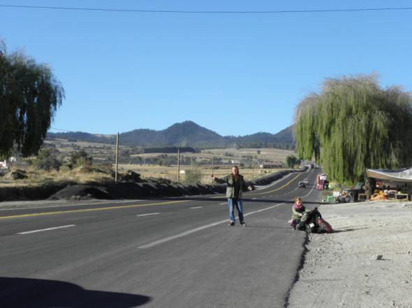 Тонкости автостопа в разных странах
