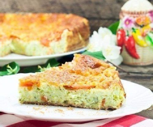 Картинки по запроÑу Кабачковый пирог к ужину: хочетÑÑ Ð³Ð¾Ñ'овиÑ'ÑŒ его чаще пока Ñезон