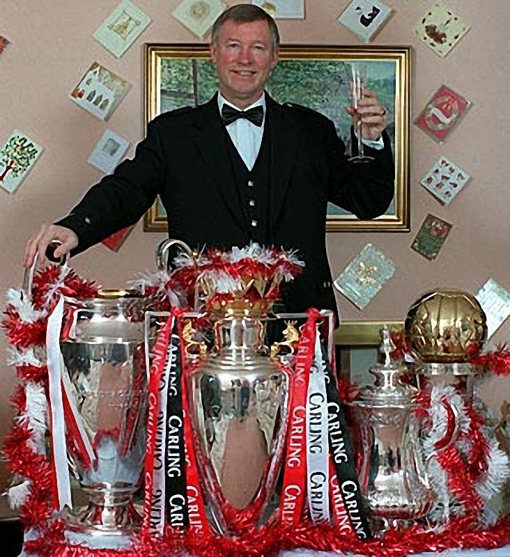 048 Алекс Фергюсон: Самый титулованный тренер Манчестер Юнайтед