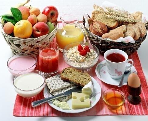 Доброе утро начинается с доброго завтрака