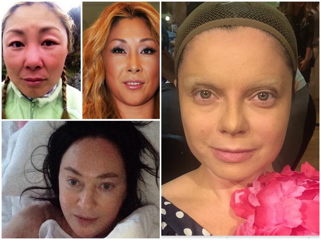 Пугачева в инстаграм без макияжа