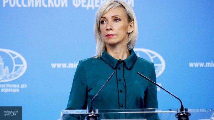 Захарова: Штаты не смогли вбить клин между Россией и Китаем