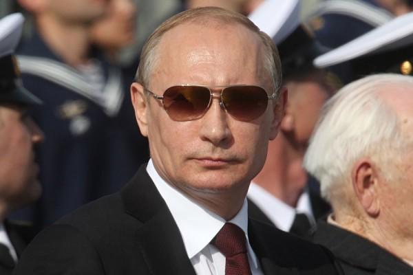 Путин на «Валдайском клубе» …