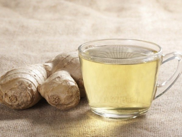 польза имбирного чая для похудения