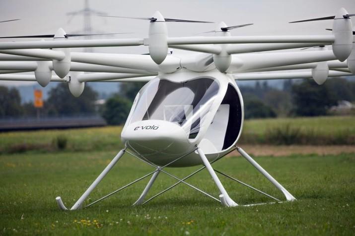 «НДВ Групп» начала разработку первого отечественного электрического вертолета «Тесла»