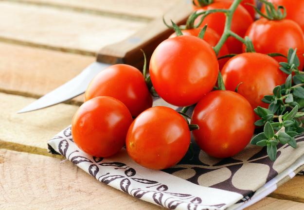 Десять причин постоянно есть помидоры