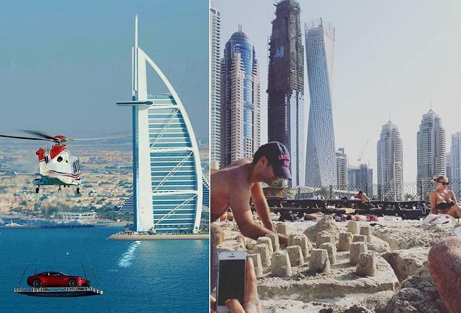 Удивительные вещи, которые можно увидеть только в Дубае