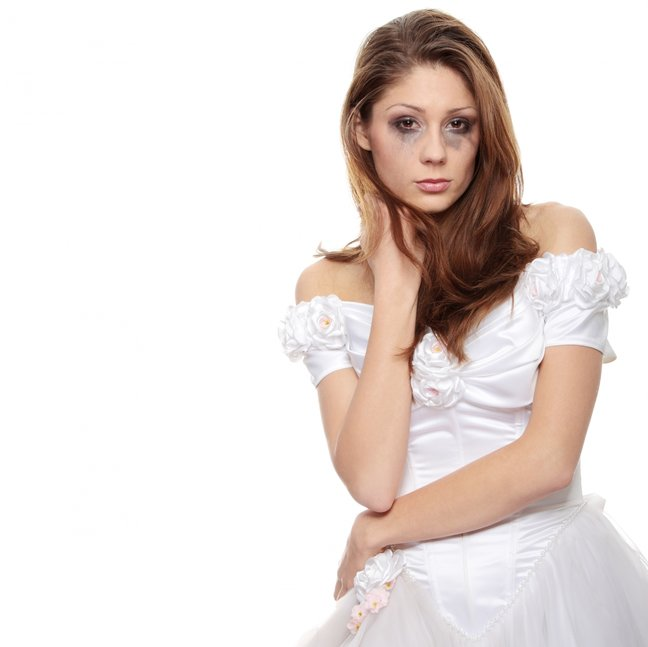 Брошенная у алтаря невеста н…