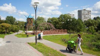 В Черемушках построят парк в честь 70-летия Победы