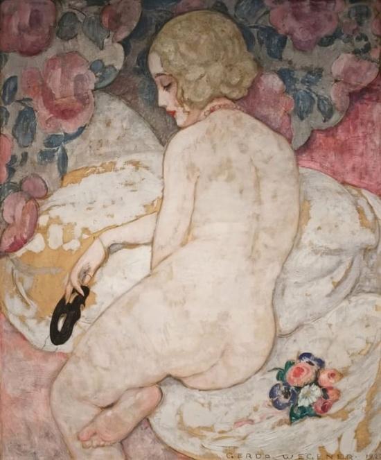 художник Герда Вегенер (Gerda Wegener) картины – 15