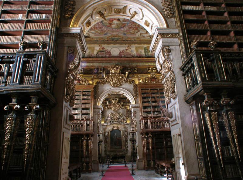 2519 15 самых красивых библиотек мира