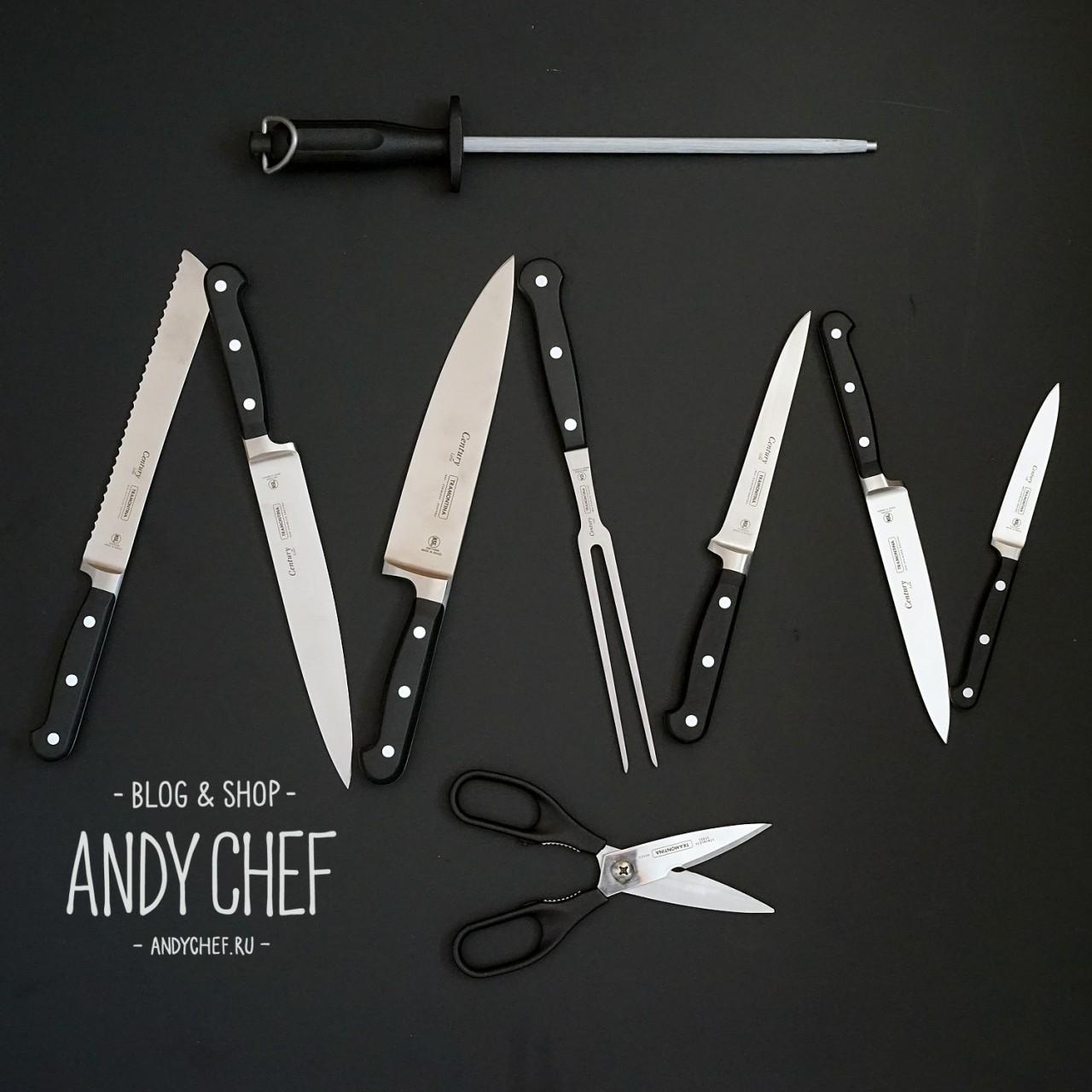 Типы ножей, как выбрать свой