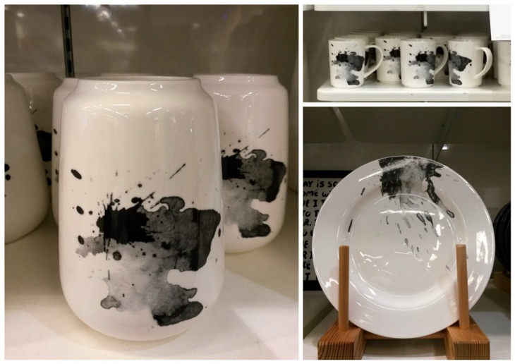 Запачканная посуда