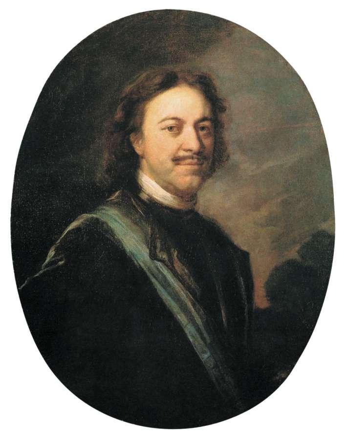 Первые живописцы - птенцы гнезда Петрова.