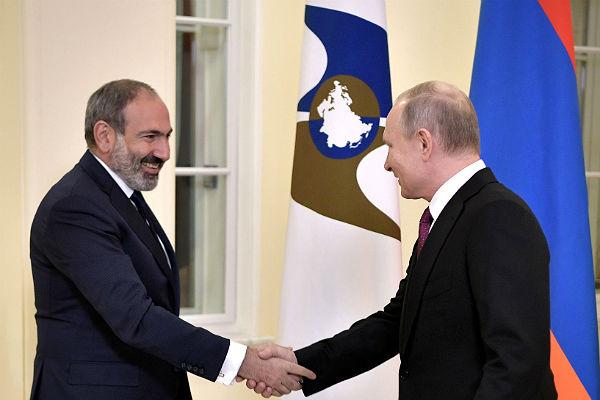 Армения перед выбором