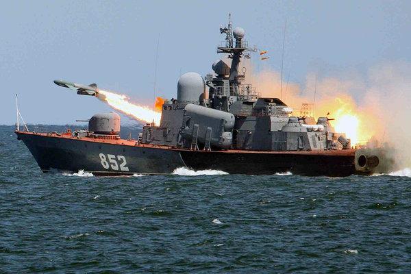 «Месть по-русски»: ВМФ РФ со…